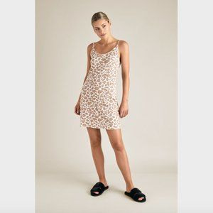 Seed Heritage Animal Print Slip Dress Nightie XS